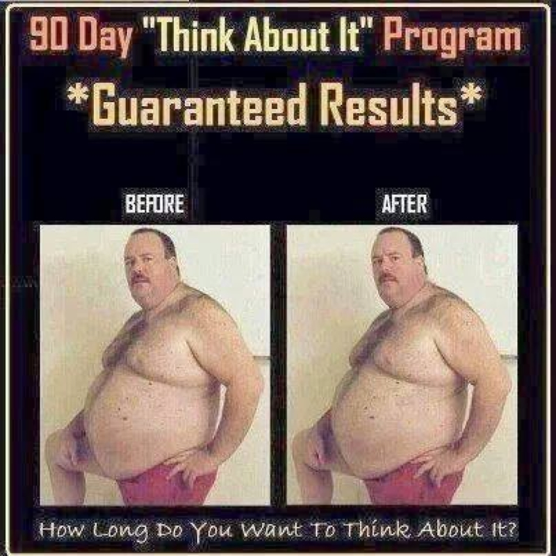 Weight Loss Is A Funny Thing Take The Challenge